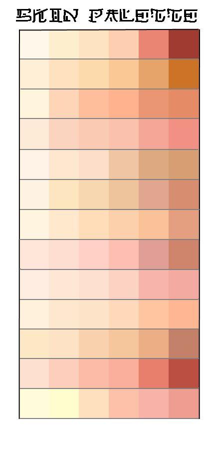 Character Design Color Palette : Best images about color palettes ref on pinterest