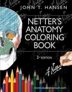 Netter S Anatomy Coloring Book 2nd Edition Pdf Anatomy Anatomy