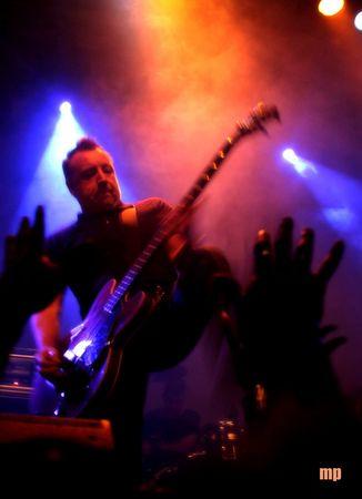 Peter Hook - baixista New Order - Circo Voador RJ