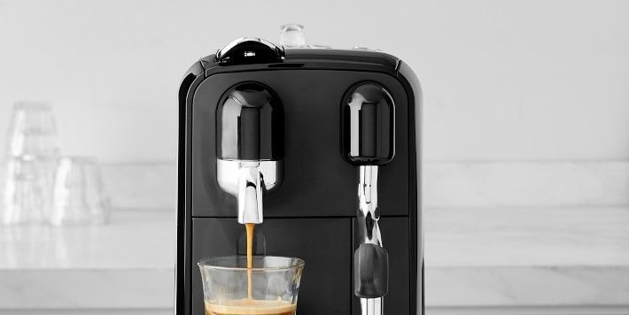 Nespresso Machines Are Up To 55 Off At Williams Sonoma For The Rest Of The Month Nespresso Machine Best Coffee Maker Nespresso