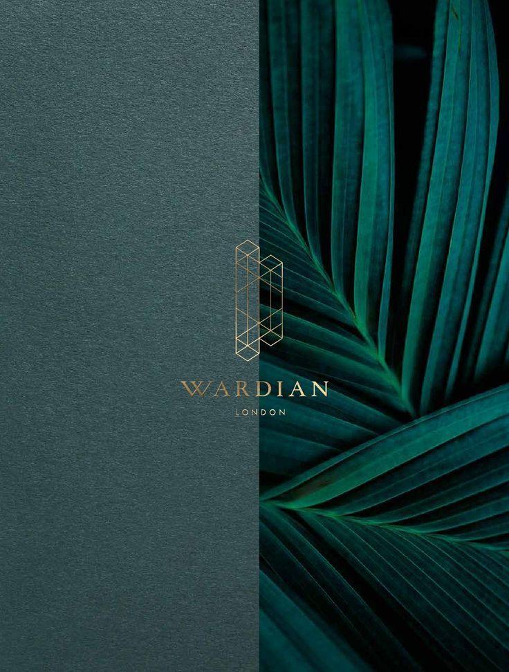 Wardian London brochure by Ballymore Group//