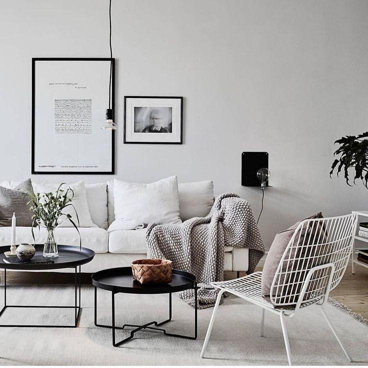 39 Gorgeous Scandinavian Living Room Design Ideas