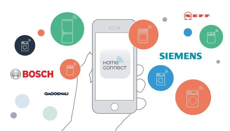 Bosch's Home Connect app will control competitors' appliances