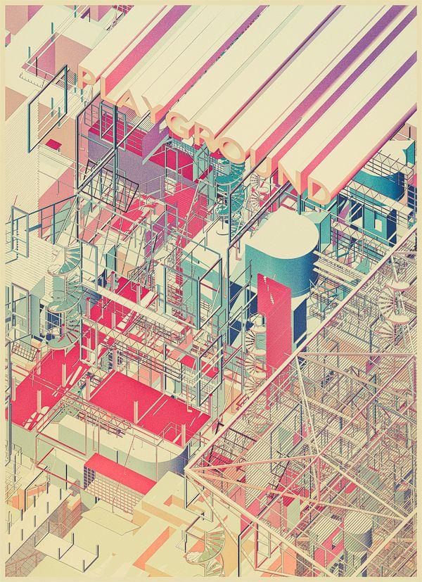 Game Zone //  atelier olschinsky