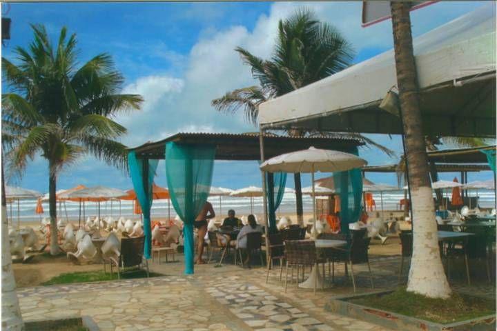 Barraca Cristal na Praia do Refúgio em Aracaju SE