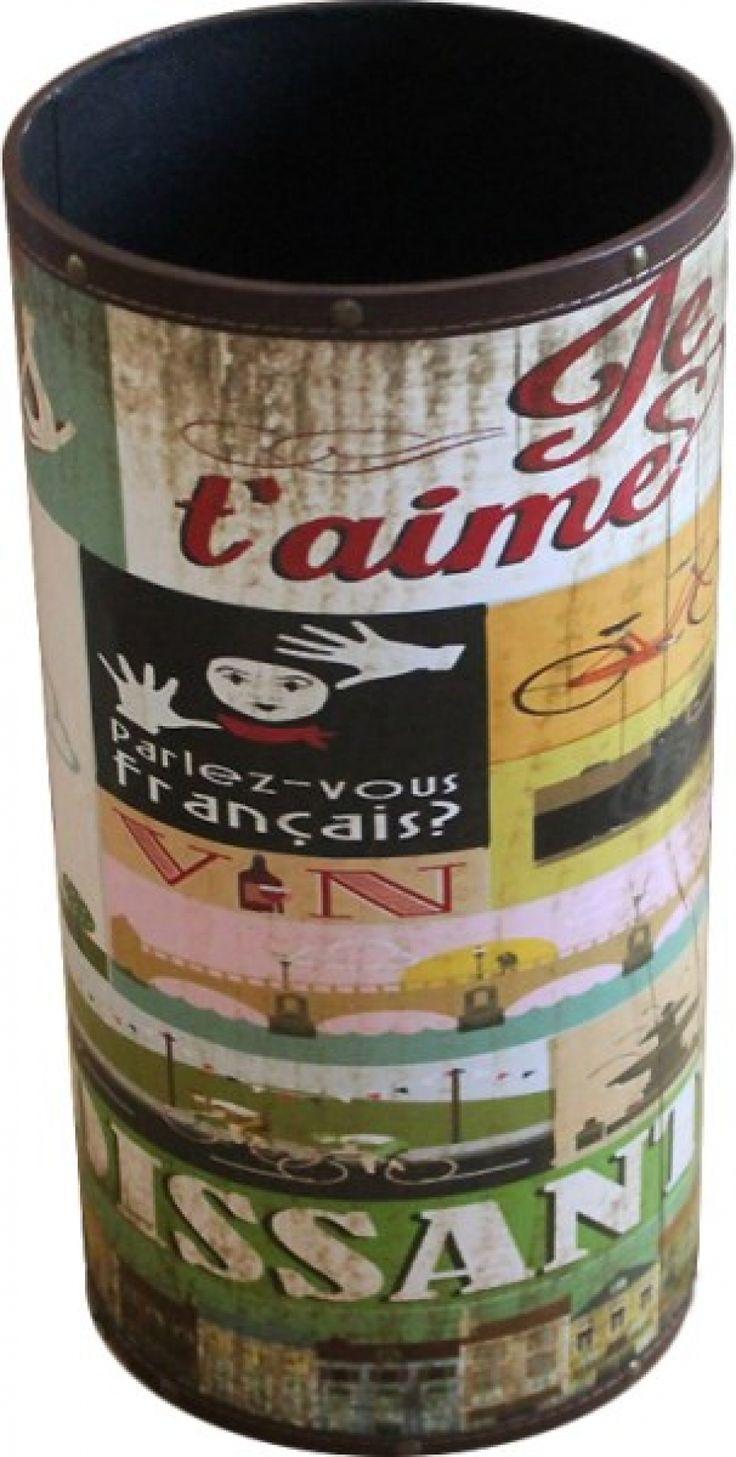 Ομπρελοθήκη Παρίσι Τιμή: €20,00 http://www.lovedeco.gr/p.Omprelothiki-Parisi.823259.html