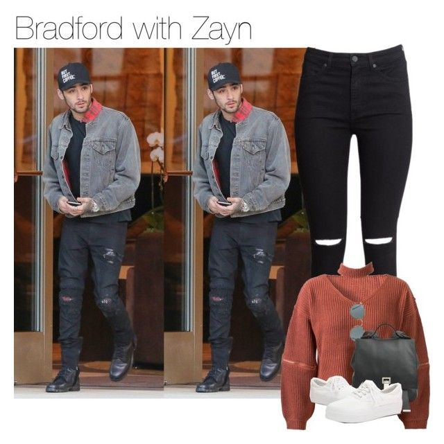 """Bradford with Zayn"" by werehazza ❤ liked on Polyvore featuring Soludos, Marc Jacobs, Kelsi Dagger Brooklyn, H&M, WithChic, Ray-Ban and Proenza Schouler"