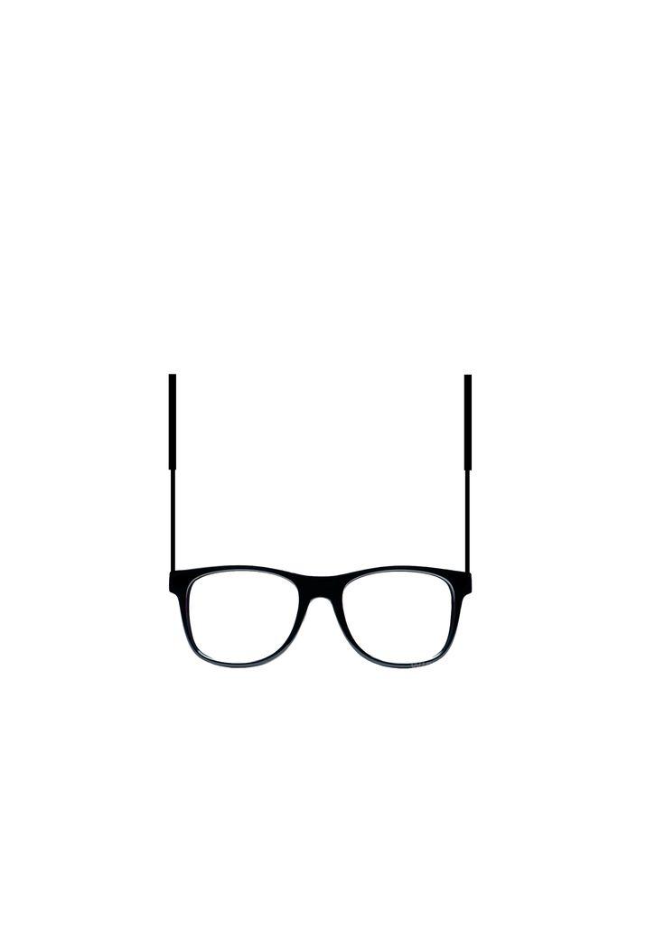 """""""Glasses"""" Kirigami"""