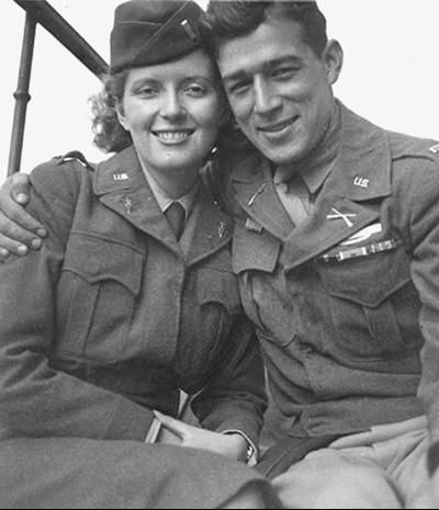 My grandfather and grandmother who met in Taunton England during WWII http://ift.tt/2gmy8YI