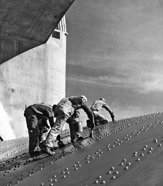Hoover Dam riveters.