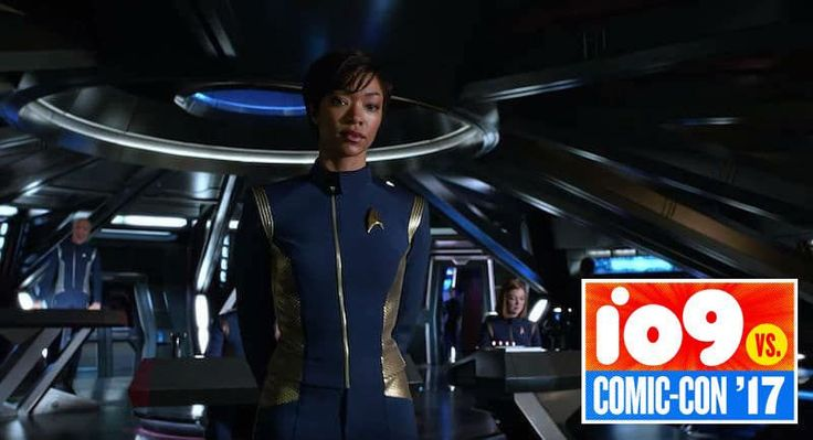 New details emerge from Star Trek: Discovery at Comic-Con