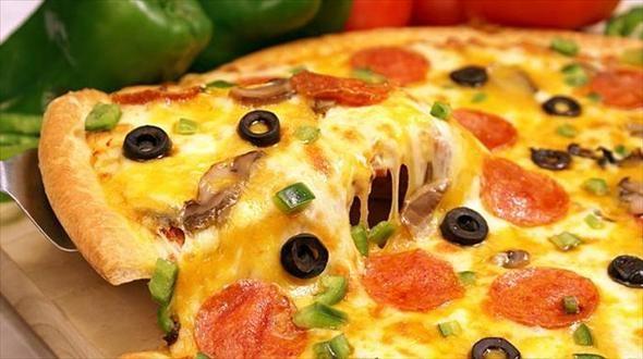 Самая вкусная пицца-домашняя