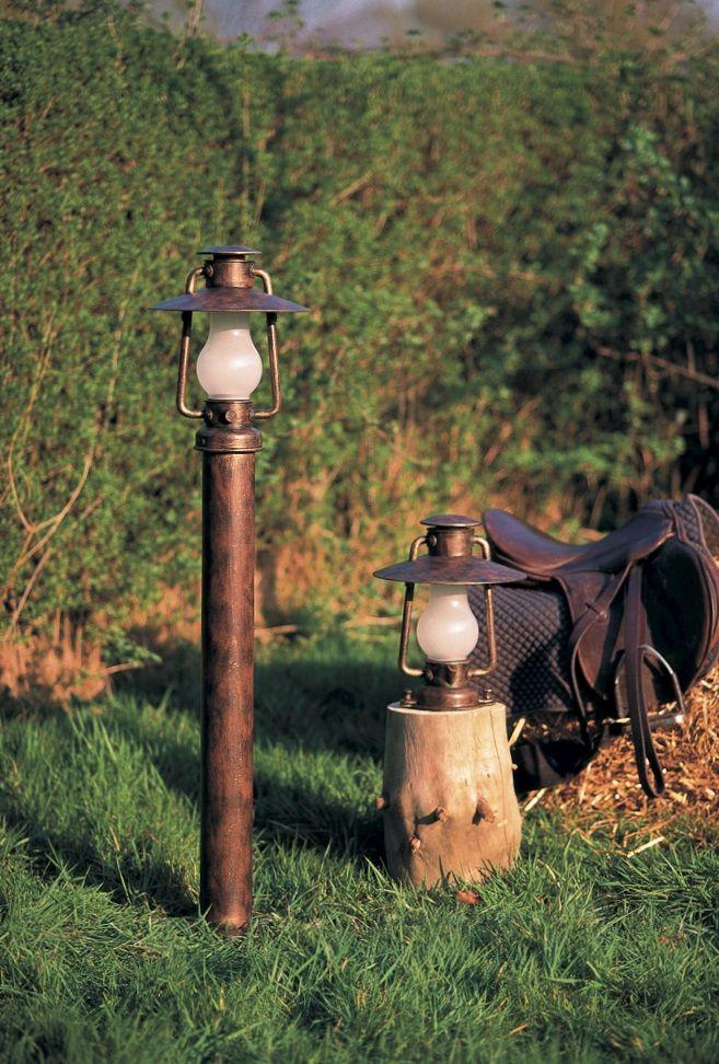 Robers - Post lamp AL6590, pedestal lamp AL6589