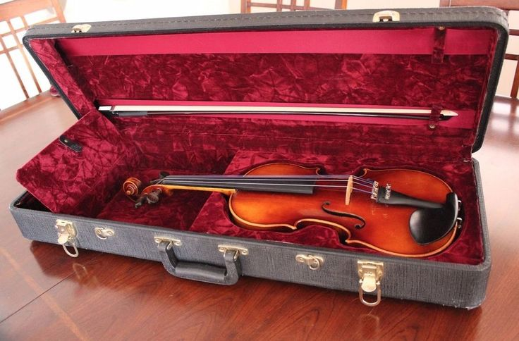 Violin 1966 E.R. Pfretzschner Mittenwald OBB Handmade copy Antonius Stradivarius #ERPfretzschnerMittenwald I JUST BOUGHT THIS VIOLIN!