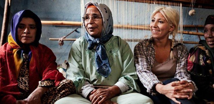 """Malika Ayane per @OxfamItalia: """"Il (complicato) fascino d'esser donna!"""" http://ebx.sh/1FU23Ho"""