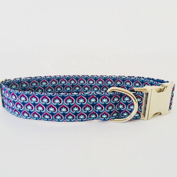 Collar perro Fortuna (Metal o Plástico), Collar Hebilla de clic, Collares perro, Correa perro - 4GUAUS.COM de 4GUAUS en Etsy