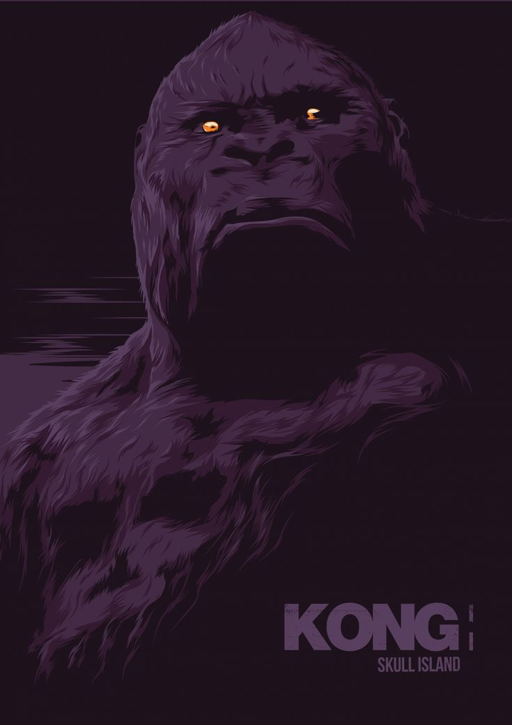 King Kong - Skull Island - Lovas Tibor ----