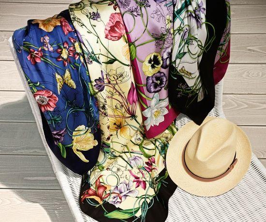 Gucci foulards