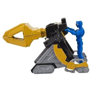 Power Rangers Ninja Steel - Power Rangers DX Mega Morph Claw Battle Station