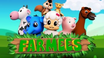 Animal nursery rhymes | Kids songs | Preschool videos for children http://video-kid.com/20753-animal-nursery-rhymes-kids-songs-preschool-videos-for-children.html  Visit us on: Check out our new video here: Best Nursery Rhymes Playlist Collection: Like, Share and Subscribe! In the land of Farmees, we have a treasure trove of nursery rhymes, and we're compiling all of your favorites kids songs to give you several minutes of pure, uninterrupted fun learning with your favorite farm friends, the…