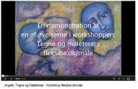 Tegne- og maleterapi | Fleksiba Kommunikation