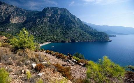 Kabak Beach in 'Turquoise Coast Beaches' article by The Telegraph.