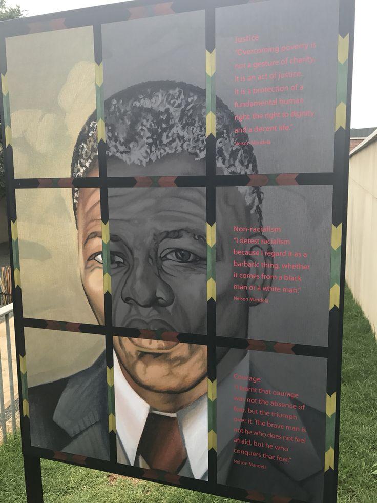 Mandela quotes.