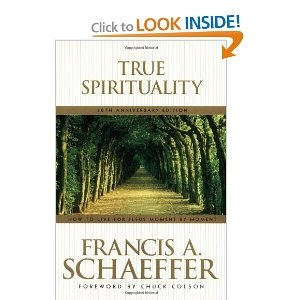 If you don't know Francis Schaeffer, check him out.