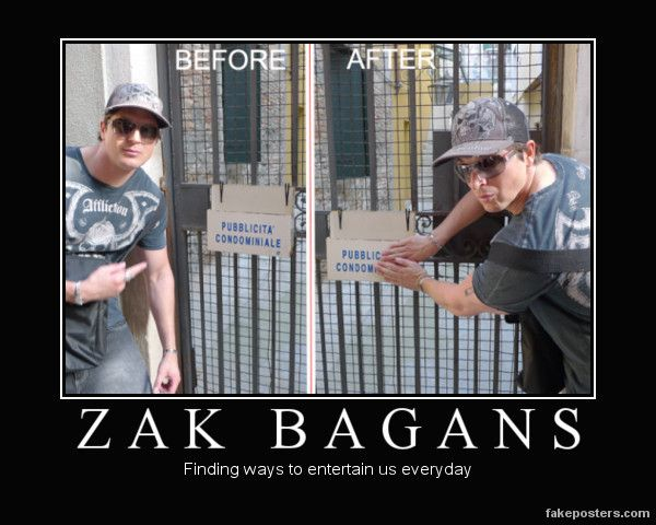 Ghost Adventures: Zak Bagans funny...