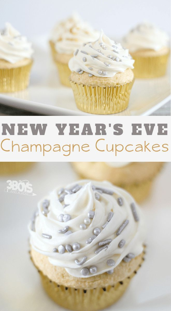 Champagne Cupcakes Cake Mix Recipe Champagne Cupcakes Cupcake