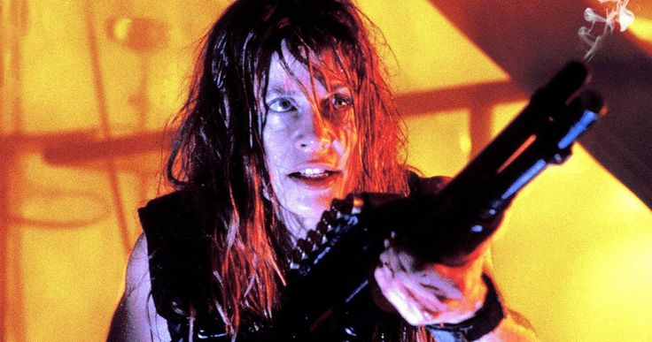 Terminator 6 Gets Linda Hamilton Back as Sarah Connor -- Linda Hamilton will reprise her role as Sarah Connor in the first of a new Terminator trilogy that will reunite her with Arnold Schwarzenegger and James Cameron. -- http://movieweb.com/terminator-6-reboot-linda-hamilton-sarah-connor/