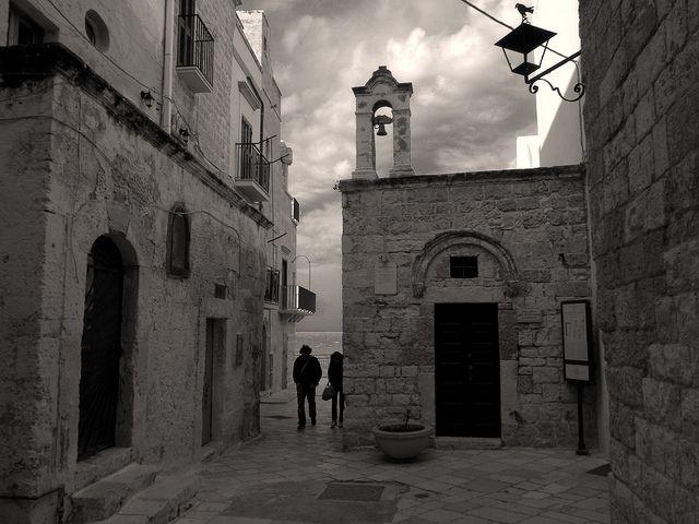 Polignano a Mare - centro storico