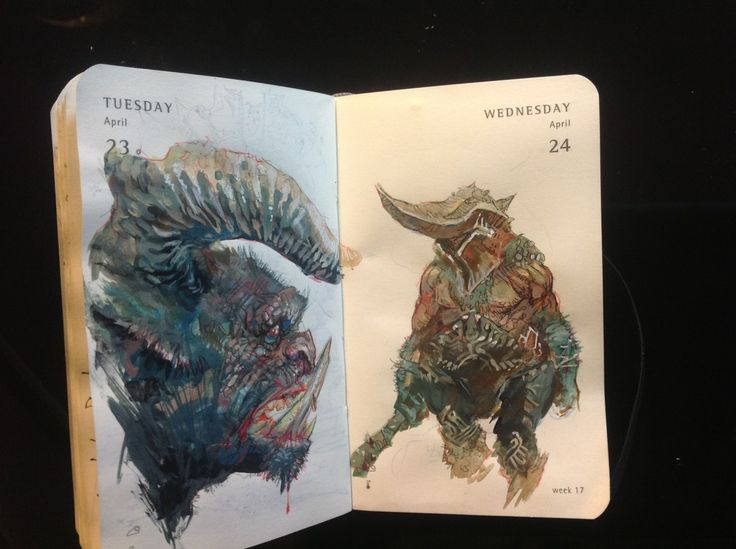 Kenneth Rocafort's Mitografia