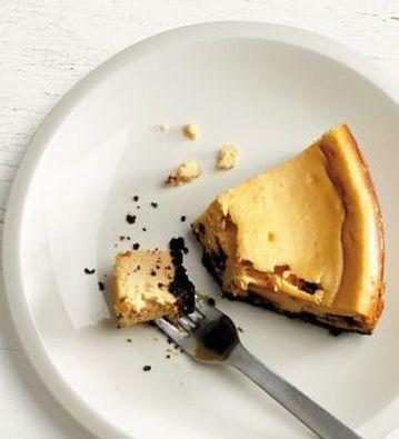 Cheesecake de capuccino