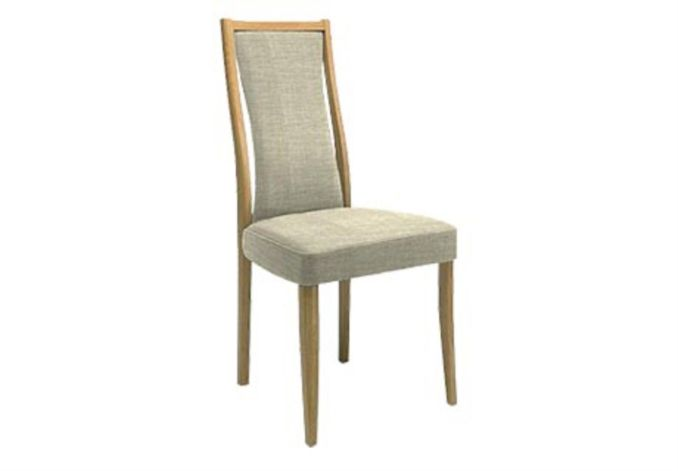 Padded Back Dining Chair - Ercol Artisan Dining Room ...