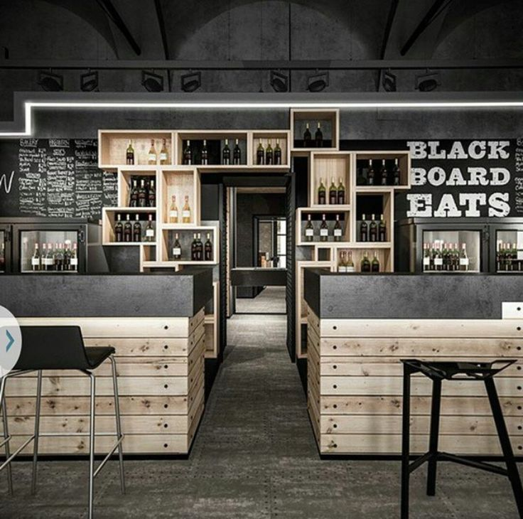 280 best restaurant and coffee bars images on pinterest for Commercial wine bar design ideas