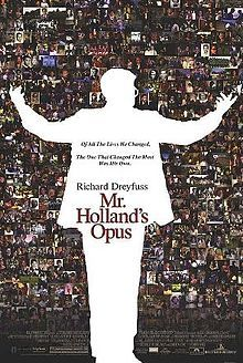 Mr. Holland's Opus (1995) In 1965, a passionate musician Glenn Holland takes a day job as a high school music teacher, convinced it's just a small obstacle on the road to his true calling: writing a historic opus. As the decades roll by with the composition unwritten but generations of students inspired through his teaching, Holland must redefine his life's purpose. Dreyfuss earned an Oscar nomination for his outstanding work in this emotional drama. Richard Dreyfuss, Olympia Dukakis...2a
