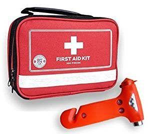 Always Prepared First Aid Medical Kit