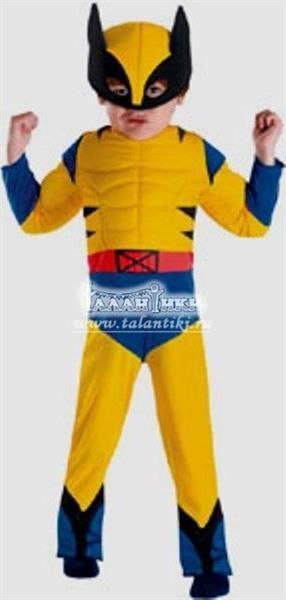 Детский костюм россомахи