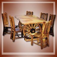 Delightful Western Furniture, Cowboy Furniture, Western Leather And Cowhide Furniture
