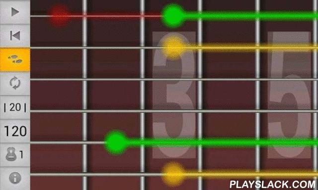 Jimi Tutor Lite  Android App - playslack.com ,  Dit is de gratis demo versie van Jimi Tutor. Veel mogelijkheden zijn alleen beschikbaar in de volledige versie.Gitaar leren spelen is nog nooit zo eenvoudig geweest!Jimi Tutor leert je hoe je gitaar kan spelen zonder enige muziekkennis.Vind al je favoriete songs dankzij de krachtige ingebouwde zoekmachine die toegan heeft tot meer dan 100.000 tabulaturen.Leer vingerzettingen zonder moeite met het originele en intiutieve systeem.Verpest je ogen…