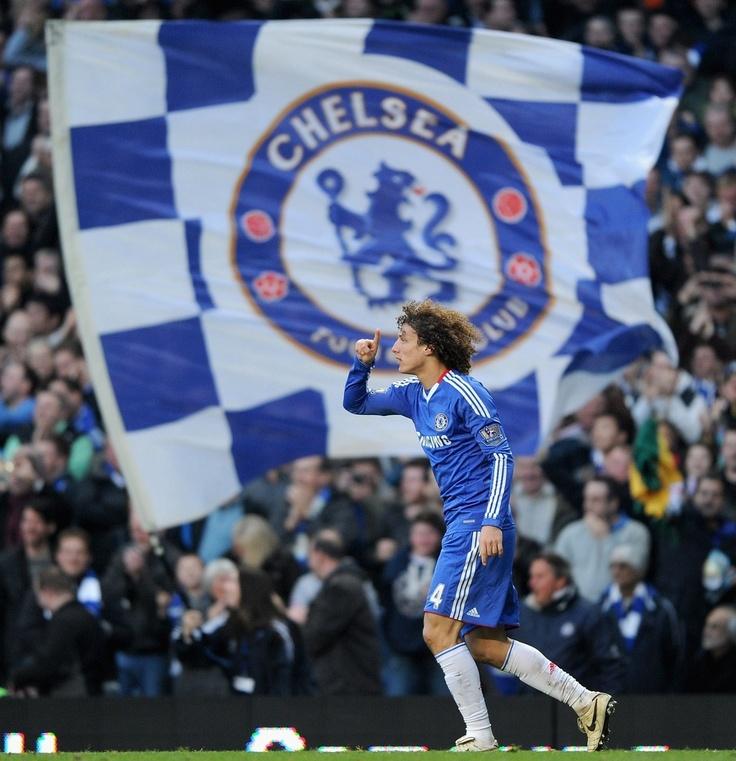 David Luiz! #chelsea #defender