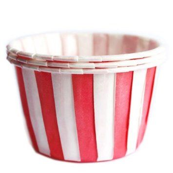 Cupcake Cups Liners Baking Cups Kids Birthday Party Baby Shower Wedding Carnival Red stripe Polka Dots Candy Nut Paper Goods Dips Set of 20 by CherishedBlessings on Etsy https://www.etsy.com/listing/216996011/cupcake-cups-liners-baking-cups-kids