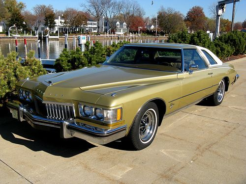1974 Buick Riviera Buick Motor Division Pinterest