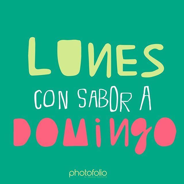 Que ya es Lunes!?!? Avisenmeeee Bonito inicio de semana  . . . . . #monday #lunes #inicio #marzo #sabor #domingo #welovephotofolio