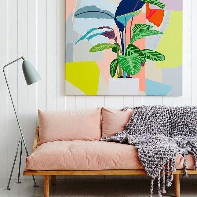 8 Colorful Ways to Make Your Small Space Look Way Bigger  #interiors #interiordesign #minimalmood #minimalismo #beautifulhomes