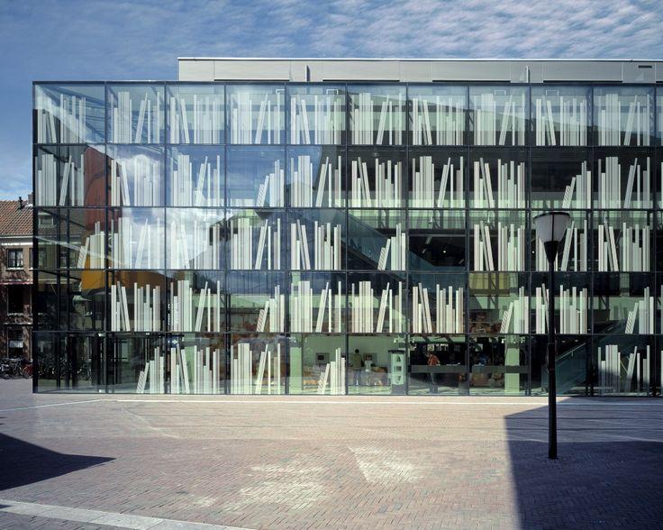 Mediatheek Delft / Dok Architecten