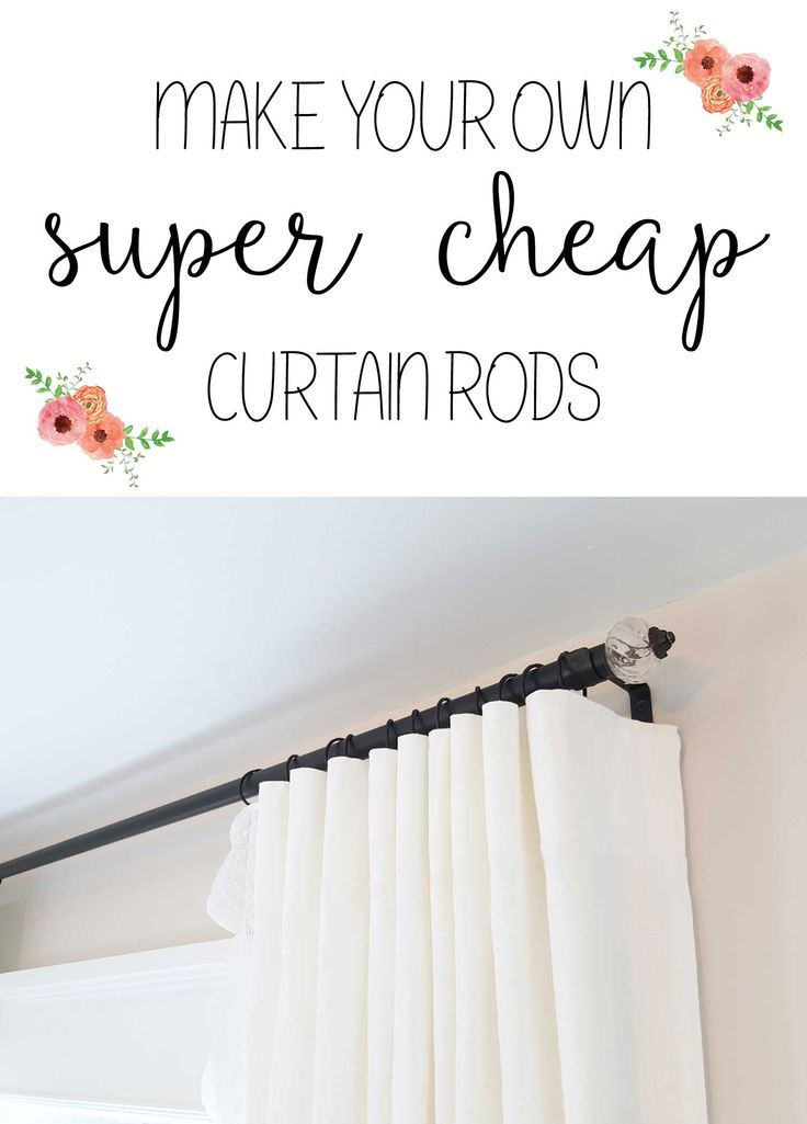 Best 25+ Beach Style Curtain Rods Ideas On Pinterest | Coastal Inspired  Curtains, Beach Style Curtains And Neutral Curtains For The Home