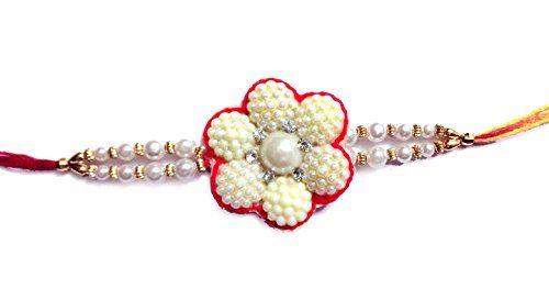 Handmade Rakhi with Pearl Designs - Pearl Rakhi for Broth... http://www.amazon.in/dp/B073ZKZKK1/ref=cm_sw_r_pi_dp_x_51xBzb1NA8G62