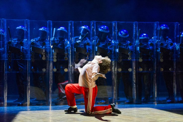 Billy Elliot The Musical UK tour 2016 - review.